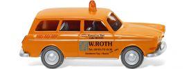 WIKING  004201 Notdienst - VW 1600 Variant 'W.Roth' Modellauto 1:87 online kaufen