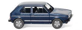 WIKING 004502 VW Golf I GTI - heliosblau Spur H0 1:87 online kaufen