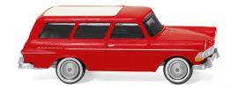 WIKING 007149 Opel Rekord ´61 Caravan - rot | 1:87 online kaufen