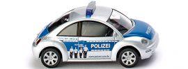 WIKING 010444 VW Beetle Polizei | Blaulichtmodell 1:87 online kaufen