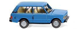 WIKING 010502 Range Rover  blau Automodell 1:87 online kaufen