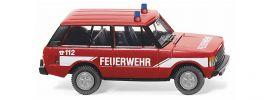 WIKING 010503 Range Rover | Feuerwehr | Modellauto 1:87 online kaufen