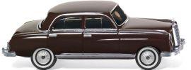 WIKING 014001 MB 220 BJ 1954, dunkelbraun Modellauto 1:87 online kaufen
