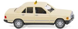WIKING  014923 Taxi - MB 190 D Modellauto 1:87 online kaufen
