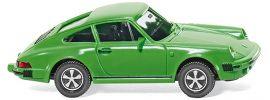 WIKING 016102 Porsche 911 SC grün | Automodell 1:87 online kaufen