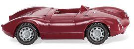 WIKING 016702 Porsche 550 Spyder  purpurrot Automodell 1:87 online kaufen