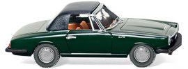 WIKING 018698 Glas 1700 GT Cabrio geschlossen   Automodell 1:87 online kaufen