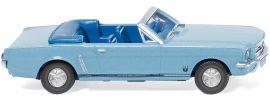 WIKING 020548 Ford T5 Cabriolet BJ 64 | hellblau metallic | Modellauto 1:87 online kaufen