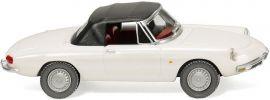 WIKING 020602 Alfa Spider weiß | Modellauto 1:87 online kaufen