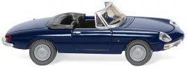WIKING 020603 Alfa Spider dunkelblau | Automodell 1:87 online kaufen