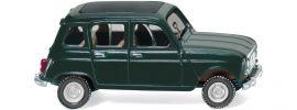 WIKING 022402 Renault R4 mit Faltdach | tannengrün | BJ61 | Modellauto 1:87 online kaufen