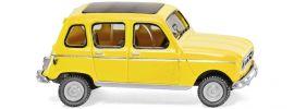WIKING 022448 Renault R4 mit Faltdach gelb | Automodell 1:87 online kaufen