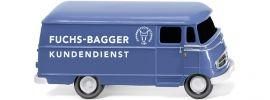 WIKING 026503 MB L 319 Fuchs Bagger Kundendienst | Automodell 1:87 online kaufen