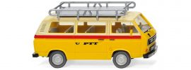 WIKING 029201 VW T3 Bus PTT | Automodell 1:87 online kaufen
