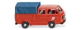 WIKING 029306 VW T3 Doppelkabine ÖBB  Automodell 1:87 online kaufen