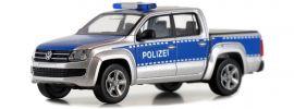 WIKING 031106 VW Amarok Polizei Blaulichtmodell 1:87 online kaufen