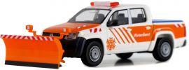 WIKING 031110 VW Amarok Winterdienst | Modellauto 1:87 online kaufen