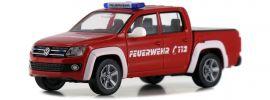 WIKING 031157 VW Amarok Feuerwehr | Messemodell 1:87 online kaufen