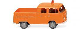 WIKING 031402 Kommunal VW T2 Doppelkabine | Modellauto 1:87 online kaufen