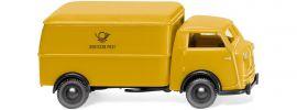 WIKING 033503 Tempo Matador Kastenwagen | Deutsche Post | Modellauto 1:87 online kaufen