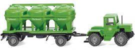 WIKING 038598 MB Trac mit Siloanhänger | Traktor-Modell 1:87 online kaufen