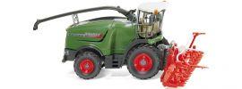 WIKING 038999 Fendt Katana 65 mit Maisvorsatz Agrarmodell 1:87 online kaufen