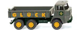 WIKING 042403 Flachpritschenkipper Henschel 'Glück' LKW-Modell 1:87 online kaufen