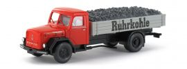 WIKING 042751 Pritschen-LKW Ruhrkohle | I+S Sondermodell | LKW-Modell 1:87 online kaufen