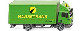 WIKING 043506 Koffer-LKW MAN TGL Hansetrans | LKW-Modell 1:87 online kaufen