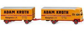 WIKING 050048 MB Möbelkofferlastzug | LKW-Modell 1:87 online kaufen