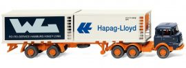 WIKING 052201 Krupp Kühlcontainerszg Hapag Lloyd / WL | LKW-Modell 1:87 online kaufen