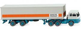 WIKING 052705 Hanomag Henschel Containersattelzug | LKW-Modell 1:87 online kaufen