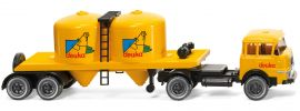WIKING 053402 Krupp | Futtermittelsattelzug | BJ 64 | LKW-Modell 1:87 online kaufen