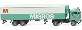 WIKING 054301 Volvo F89 KüKoSzg Migros | LKW-Modell 1:87 online kaufen
