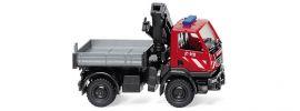 WIKING 060131 Feuerwehr - Unimog U 20 mit Ladekran | 1:87 online kaufen