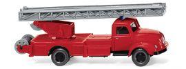 WIKING 062002 Feuerwehr - Drehleiter (Magirus S 3500) | 1:87 online kaufen