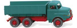 WIKING 064502 MAN Hauber Schuttwagen | LKW-Modell 1:87 online kaufen
