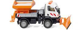 WIKING 064606 Winterdienst - Unimog U 20 | Räumfahrzeug-Modell 1:87 online kaufen