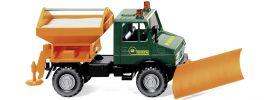 WIKING 064608 MB Unimog U1300 Winterdienst Rinnen | LKW-Modell 1:87 online kaufen