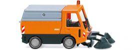 WIKING 065704 Kehrmaschine Hako Citymaster Modellauto 1:87 online kaufen