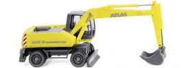 WIKING 066103 Atlas 2205 M Mobilbagger gelb | Baumaschinenmodell 1:87 online kaufen