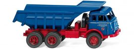 WIKING 067049 Henschel HS 3-180 Muldenkipper | LKW-Modell 1:87 online kaufen