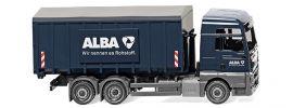 WIKING 067204 MAN TGX Euro 6 Abrollcontainer | Lkw-Modell 1:87 online kaufen