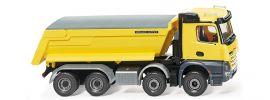 WIKING 067449 Mercedes-Benz Arocs Muldenkipper Meiller 4achs LKW-Modell 1:87 online kaufen