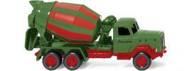 WIKING 068252 Betonmischer (Magirus Saturn) Transport Beton | Modell-Baumaschine 1:87 online kaufen