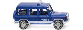 WIKING 069325 THW MB G-Klasse | Blaulichtmodell 1:87 online kaufen