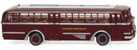 WIKING 072002 Büssing Trambus DB | Bus-Modell 1:87 online kaufen