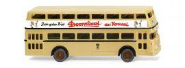 WIKING 072204 Büssing Doppeldeckerbus D2U | Bus-Modell 1:87 online kaufen