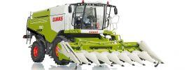 WIKING 077340 Claas Lexion 760 Mähdrescher mit Maisvorsatz Agrarmodell 1:32 online kaufen