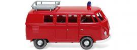 WIKING 078812 VW T1 (Typ 2) Bus Feuerwehr | Modellauto 1:87 online kaufen